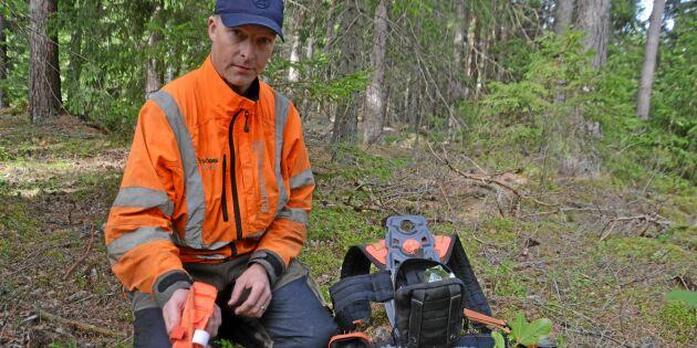 Första hjälpen i skogen –så säkrar du den