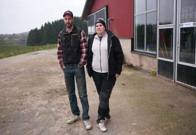 Nästan på dagen två år efter att de tog över driften på Glostorps gård gick Torbjörn och Mona Malmkvists aktiebolag M&T Mjölk AB i konkurs.
