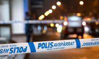 Tre fick föras till sjukhus efter brand i pappersbruk