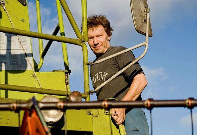 Råvaruexperten Björn Folkesson.