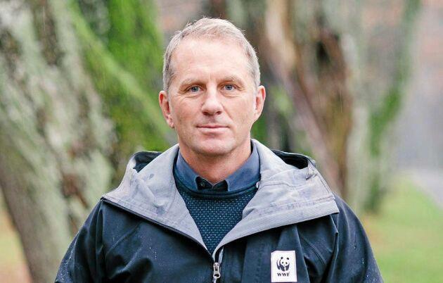 Håkan Wirthén, generalsekreterare för WWF.