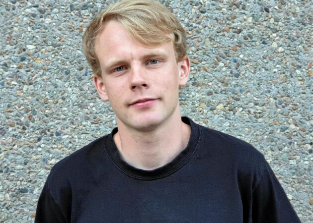 I framtiden vill Jakob Runevad arbeta inom lantbruket, som bonde eller inom produktutveckling på ett lantbruksföretag.