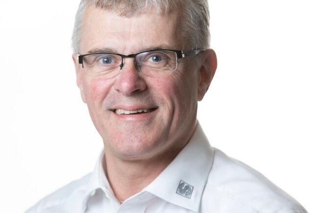 Carsten Klaussen är VD för Svenska Foder och analysföretaget Optilab.