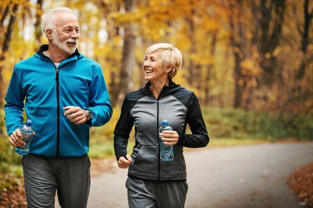 Det behöver inte vara svårt att leva lite sundare och därmed undvika att drabbas av diabetes. Att röra på sig regelbundet är ett sätt.