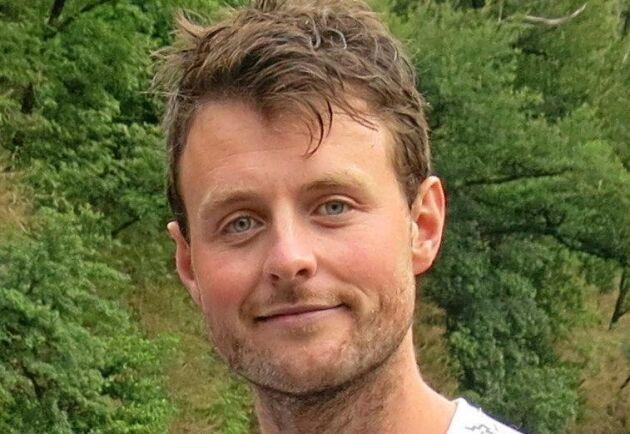 Kevin Morel, forskare på INRAE, Frankrikes nationella forskningsinstitut för jordbruk, miljö och livsmedel.