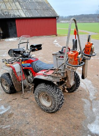 Bönder som äger fyrhjulingar i sitt företag riskerar kännbara skattesmällar efter en rad kammarrättsdomar, varnar Skattebetalarnas Förening.