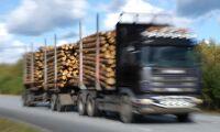 Lägre lönsamhet för skogsåkerier