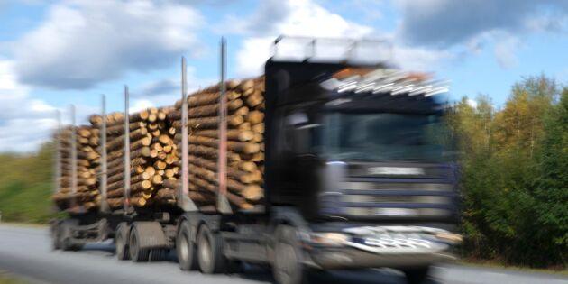 Inga 74-tonnare på vägarna i år