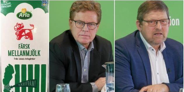Arlatoppar säger nej till svenskt mjölkpris