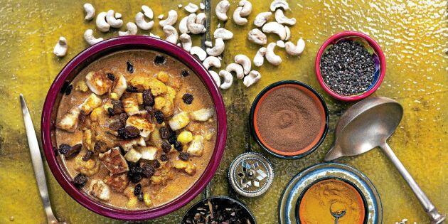 Kryddig korma – indisk favorit med nyttig gurkmeja