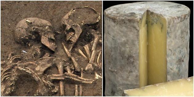 Vi kan ha ätit ost redan på stenåldern