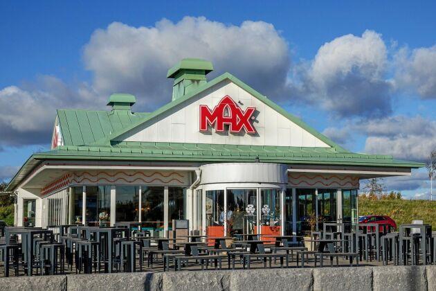 Den första Max-restaurangen i Sverige öppnade upp dörrarna 1968 i Gällivare.