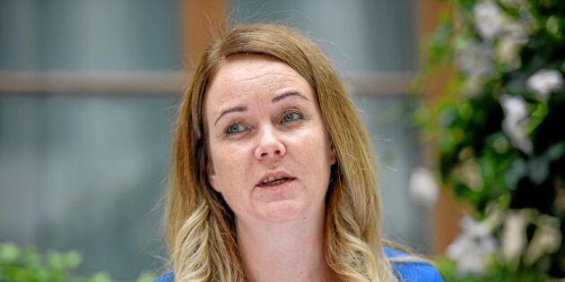Nilsson hoppas ge bättre villkor för fossilfritt