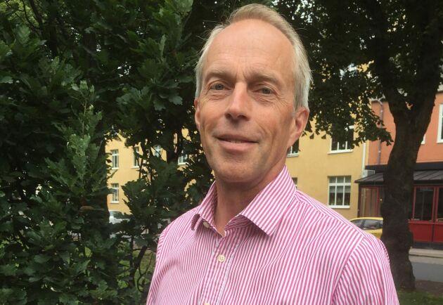 Janne Nilsson är tf chefsmäklare vid Ludvig & Co och har sett en stark fastighetsmarknad för gårdar och skog under pandemin.