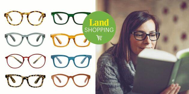 Så vet du att du behöver läsglasögon