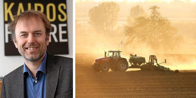 Analytikern: Därför är bonden hetast i stan