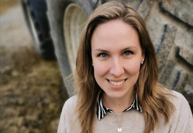Caroline Andersson, försäljningsansvarig på Datalogisk.