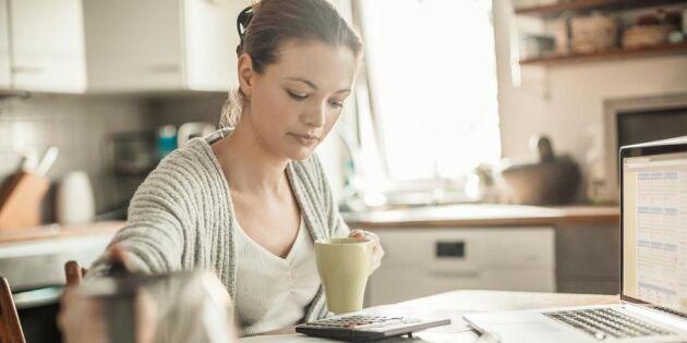 Här är 5 goda skäl att jobba hemifrån i dag!
