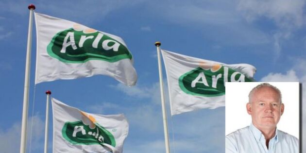 Marknaden utmanar Arlas affärsmodell