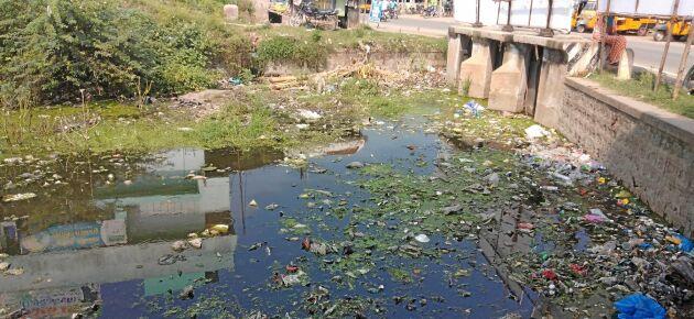 I spillvatten från reningsverk i Indien har det uppmätts nio gånger högre halt av antibiotika än hos en patient som behandlas på svenskt sjukhus.