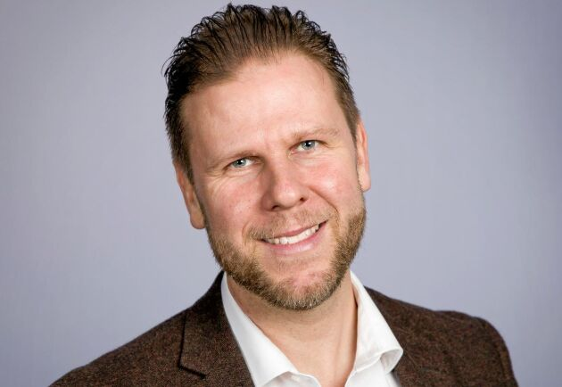 Fredrik Silfwerbrand, Skogsstyrelsen.
