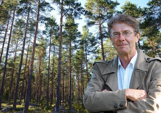 Pär Fornling, ledarskribent, Land Skogsbruk.