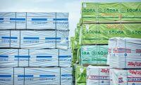 Containerkaos problem för skogsindustrin