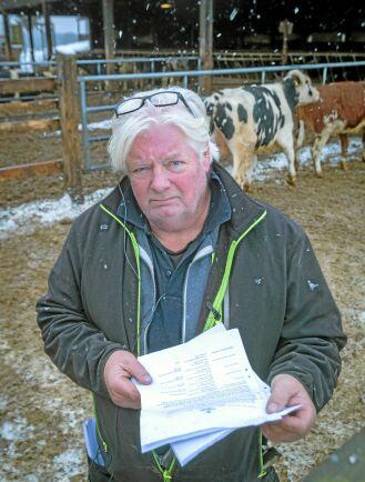 Sedan tre år har köttproducenten Sten Cantoni väntat på 1,4 miljoner i EU-stöd. Han är inte ensam. Tusentals bönder väntar på stöd för drygt 300 miljoner kronor som ännu återstår att betala ut. Orsaken till de försenade utbetalningarna är mångåriga och krånglande IT-system på Jordbruksverket.
