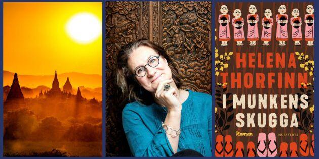 Anmäl dig gratis – digitalt författarsamtal med Helena Thorfinn