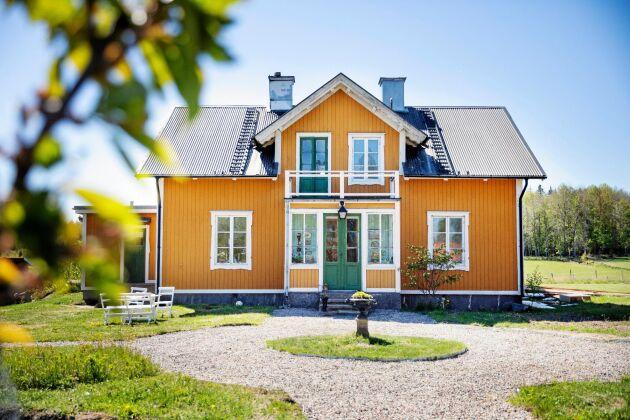 Sexmansgården är en av de äldsta i Marsjö, centralt belägen på orten.