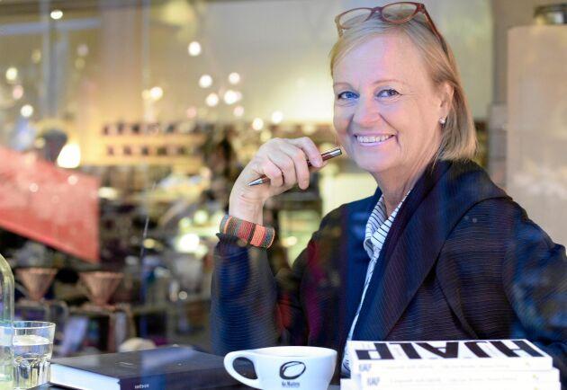 Alla företagare kan träna upp sin säljteknik, menar säljtränaren Ulla-Lisa Thordén.