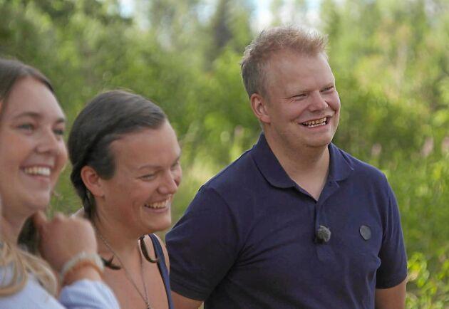 """Per Solberg i Bonde söker fru beskriver sig själv som """"en obotlig romantiker""""."""