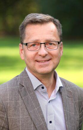 """Anders Johannesson är projektchef för """"Mer mat – fler jobb"""" som bland annat drivs av LRF och Arbetsförmedlingen."""
