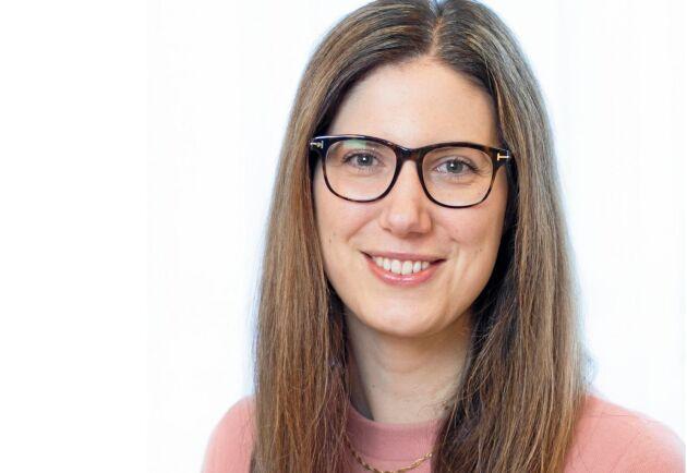 Caroline Andersson, projektledare för LRF:s aktivitetsvecka.