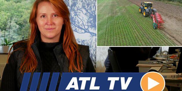 ATL TV: Snabb traktor med bra sikt