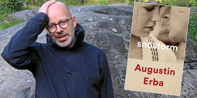 Författaren Augustin Erba skriver om olycklig ungdomskärlek