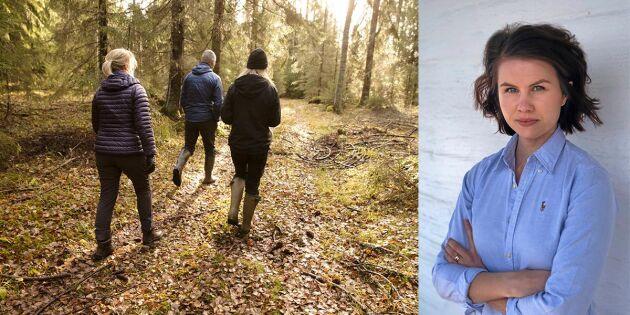 Vi behöver ett jämställt skogsbruk