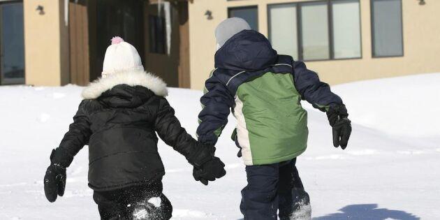 Flyktingbarnen behöver vinterkläder nu – 5 tips för dig som vill hjälpa