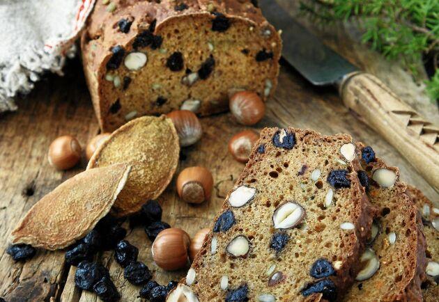 Julens godaste bröd är superenkelt att göra.