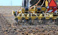 Färre arbetar inom jordbruket
