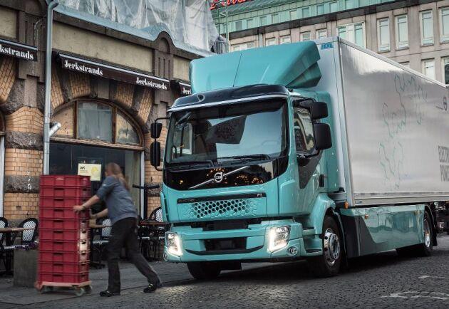 Produktionen av Volvos eldrivna lastbilar FL Electric och FE Electric börjar i mars. Men från och med nu kan hugade kunder teckna en order.