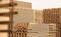 Rekordökning av träexport till Polen