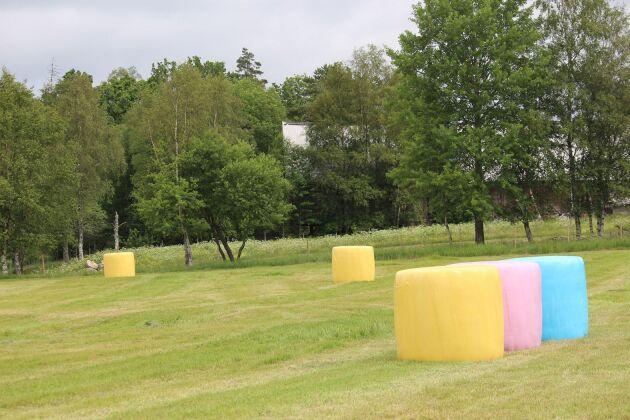 De gula balarna ska lanseras i Europa inför nästa säsong.