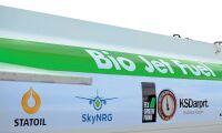 Biobränsle för flyg får särskild utredare