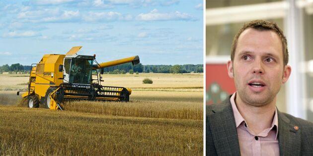 """V: """"Vänd lantbrukets utveckling"""""""