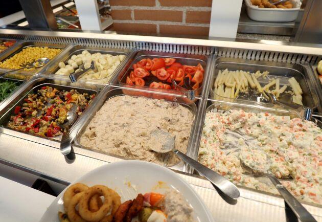 Livsmedelsverket ser inte vegetariskt som någon specialkost utan mer som ett permanent alternativ som de rekommenderar att alla skolor har. Arkivbild.