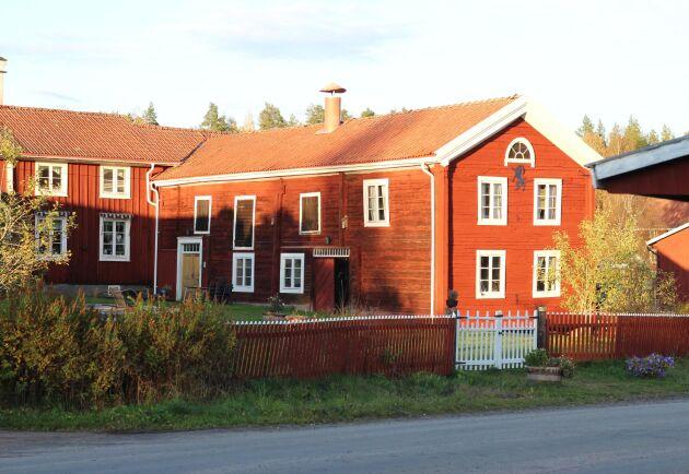 Gården Göras ligger strax norr om Järvsö.