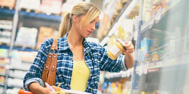 Butikernas största matbluffar – 5 värstingval