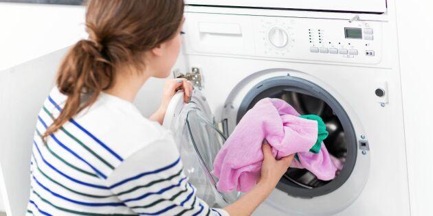 Nu kan du tvätta rent – helt utan tvättmedel