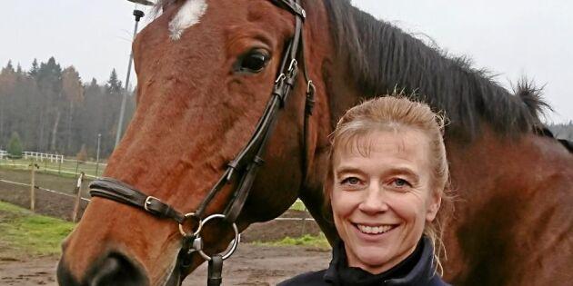 Hästarna i centrum för Sveriges bästa ridlärare